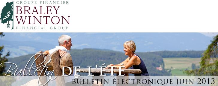Summer 2013 Newsletter Header FR
