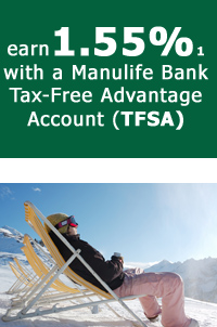TFSA Advantage Account EN
